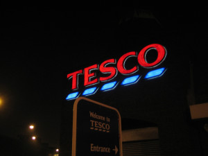 Tesco pension